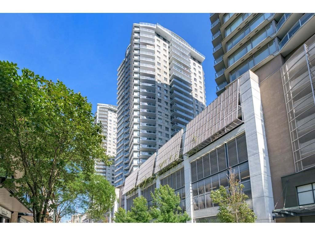 """Main Photo: 1206 892 CARNARVON Street in New Westminster: Downtown NW Condo for sale in """"Azure 2"""" : MLS®# R2609650"""