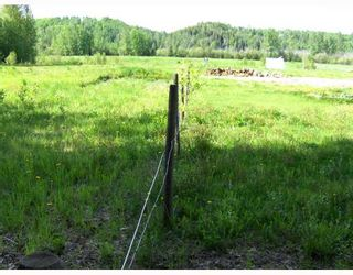 """Photo 1: 5720 SALMON VALLEY Road in Salmon_Valley: Salmon Valley Land for sale in """"SALMON VALLEY"""" (PG Rural North (Zone 76))  : MLS®# N183456"""