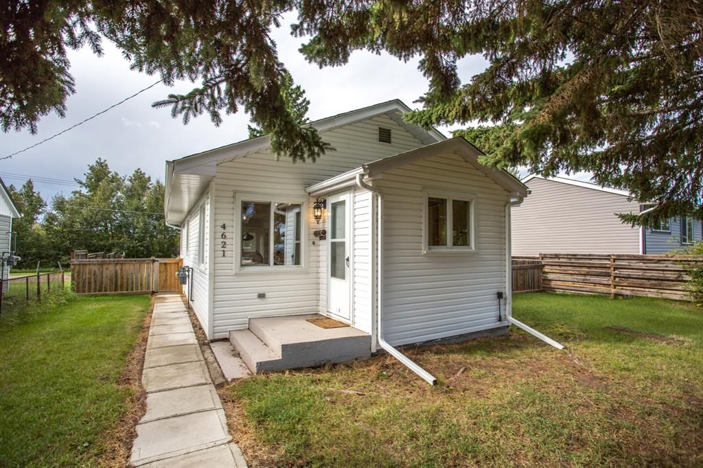 Main Photo: 4621 N 35 Avenue in Ponoka: Riverside Residential for sale : MLS®# A1084473