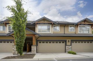 "Photo 1: 91 11305 240 Street in Maple Ridge: Cottonwood MR Townhouse for sale in ""Maple Heights"" : MLS®# R2384344"