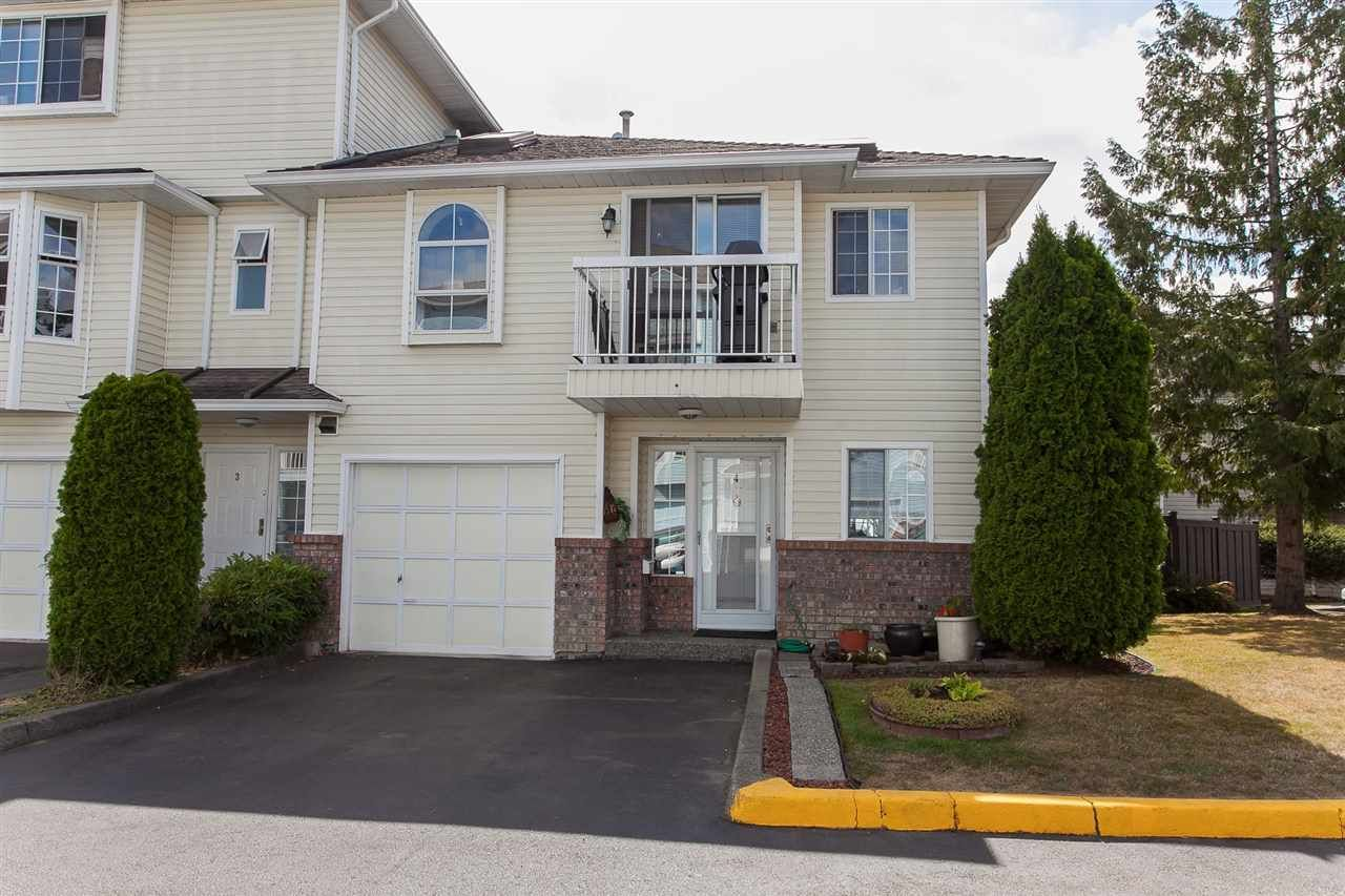 """Main Photo: 4 13958 72 Avenue in Surrey: East Newton Townhouse for sale in """"Upton Place North"""" : MLS®# R2201610"""
