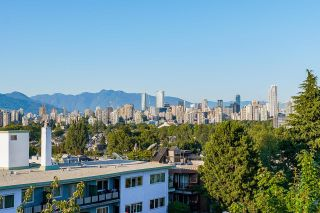 """Photo 4: 401 2298 W 1ST Avenue in Vancouver: Kitsilano Condo for sale in """"The Lookout"""" (Vancouver West)  : MLS®# R2617579"""