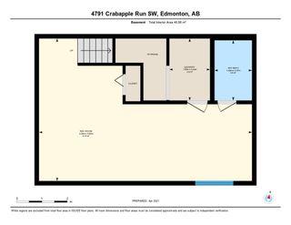 Photo 50: 4791 CRABAPPLE Run in Edmonton: Zone 53 House Half Duplex for sale : MLS®# E4235822
