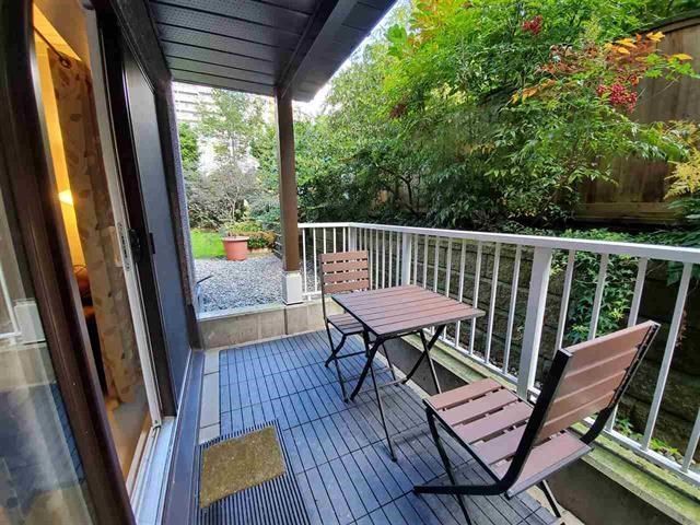 Photo 12: Photos: 105 1655 NELSON Street in Vancouver: West End VW Condo for sale (Vancouver West)  : MLS®# R2419853