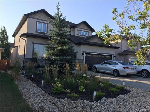 Main Photo: 72 Kinlock Lane in Winnipeg: Richmond West Residential for sale (1S)  : MLS®# 1810190