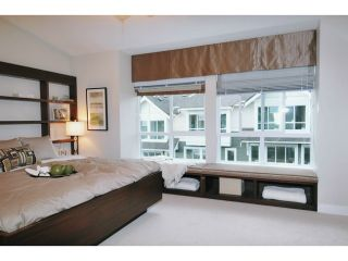 """Photo 16: 115 1480 SOUTHVIEW Street in Coquitlam: Burke Mountain Townhouse for sale in """"CEDAR CREEK"""" : MLS®# V1021731"""