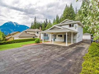 "Photo 1: 1007 PIA Road in Squamish: Garibaldi Highlands House for sale in ""Garibaldi Highlands"" : MLS®# R2139286"