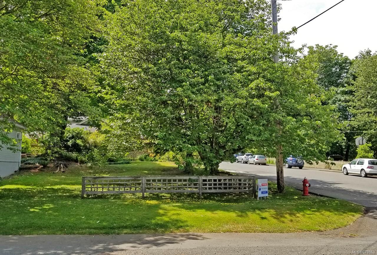 Main Photo: 320 1st St in : CV Courtenay City Land for sale (Comox Valley)  : MLS®# 878863
