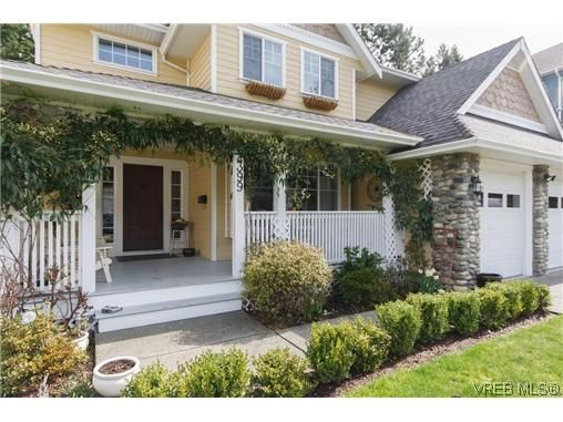 Main Photo: 2399 Selwyn Rd in VICTORIA: La Thetis Heights House for sale (Langford)  : MLS®# 634701