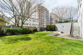 "Photo 23: 703 1838 NELSON Street in Vancouver: West End VW Condo for sale in ""Admiral Point"" (Vancouver West)  : MLS®# R2547184"