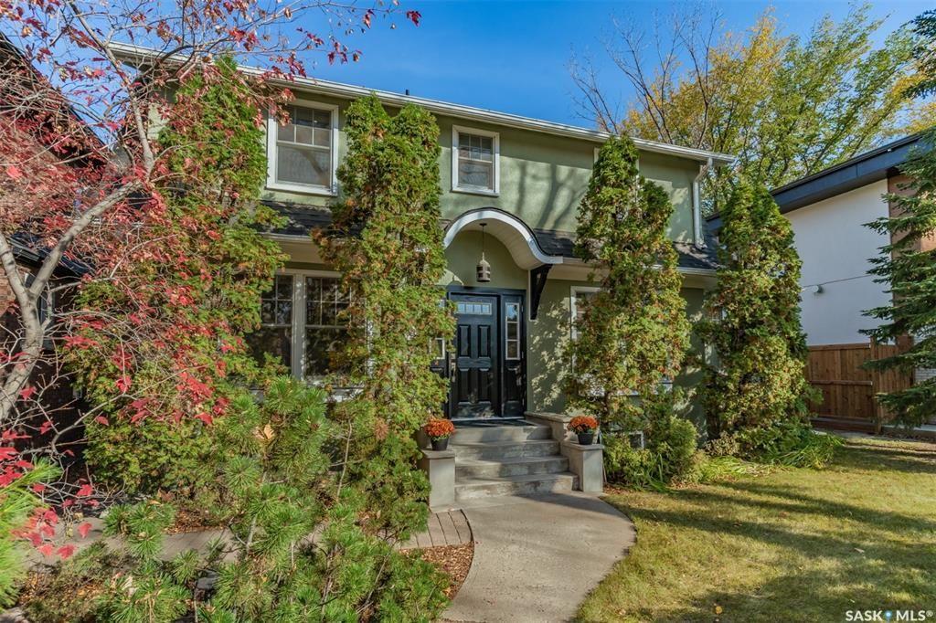 Main Photo: 813 15th Street East in Saskatoon: Nutana Residential for sale : MLS®# SK871986