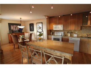 """Photo 4: 607 1490 PENNYFARTHING Drive in Vancouver: False Creek Condo for sale in """"HARBOUR COVE"""" (Vancouver West)  : MLS®# V860789"""