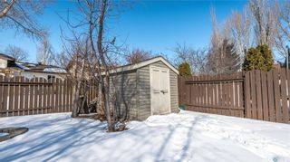 Photo 35: 122 Stacey Crescent in Saskatoon: Dundonald Residential for sale : MLS®# SK803368