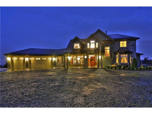 Main Photo: 6915 SATCHELL Road in Abbotsford: Bradner House for sale : MLS®# F1432823
