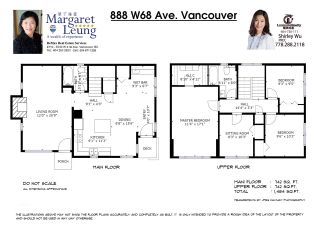 Photo 23: 888 W 68TH Avenue in Vancouver: Marpole House for sale (Vancouver West)  : MLS®# R2570704