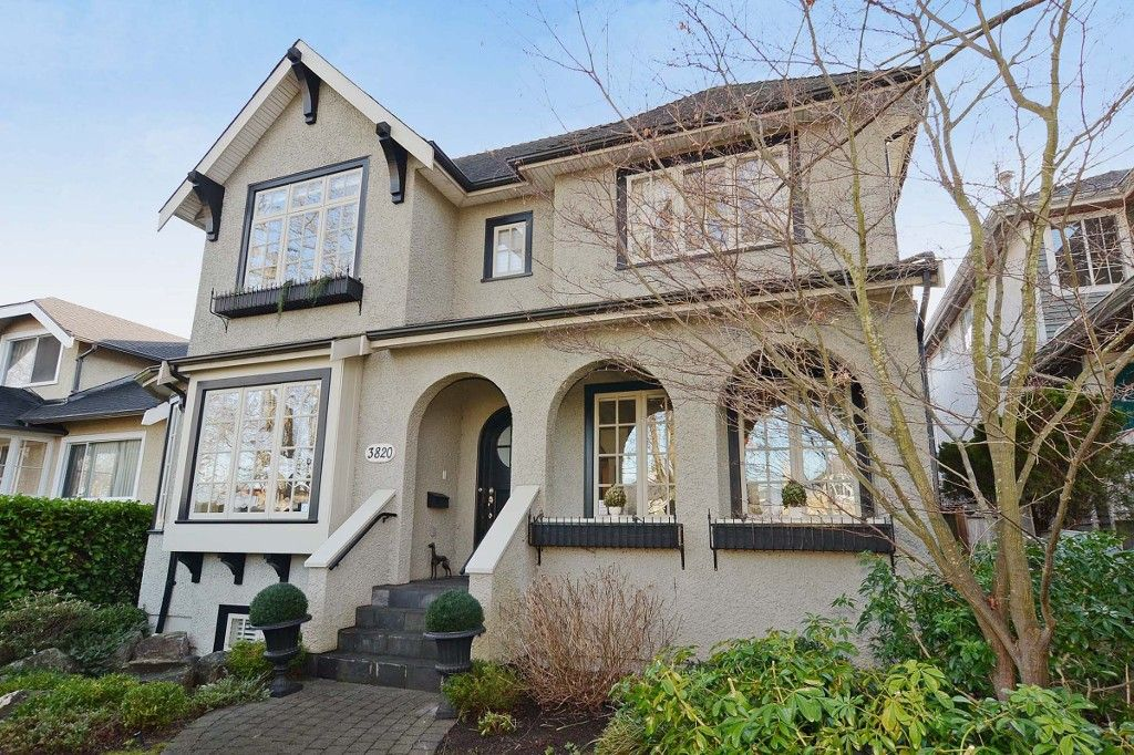 Stunning VIEW Point Grey Home!