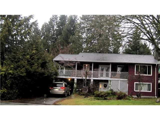 Main Photo: 2641 TUOHEY Avenue in Port Coquitlam: Woodland Acres PQ House for sale : MLS®# V1041645
