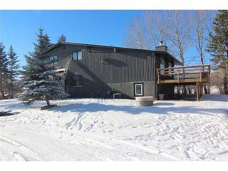 Photo 1: 34165 Township Road 240A in Rural Rocky View County: Rural Rocky View MD Detached for sale : MLS®# A1070549
