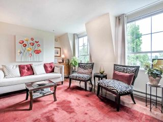 """Photo 2: 306 295 SCHOOLHOUSE Street in Coquitlam: Maillardville Condo for sale in """"Chateau Royale"""" : MLS®# R2466921"""
