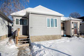 Photo 1: 57 Harrowby Avenue in Winnipeg: St Vital Residential for sale (2D)  : MLS®# 202103253