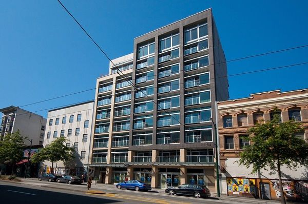 Main Photo: 307 33 W PENDER STREET in : Downtown VW Condo for sale (Vancouver West)  : MLS®# R2162159