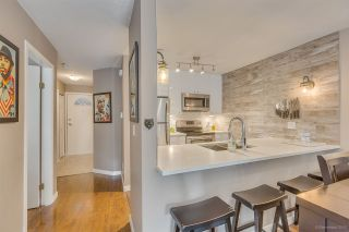 """Photo 8: 207 888 W 13TH Avenue in Vancouver: Fairview VW Condo for sale in """"CASABLANCA"""" (Vancouver West)  : MLS®# R2485029"""