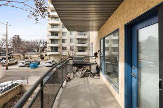 Photo 25: 203 11415 100 Avenue NW in Edmonton: Zone 12 Condo for sale : MLS®# E4238017