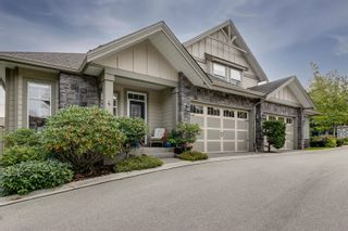 """Photo 1: 4 15075 27A Avenue in Surrey: Sunnyside Park Surrey Townhouse for sale in """"Birch Arbour"""" (South Surrey White Rock)  : MLS®# R2620419"""