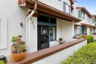 Photo 3: Townhouse for sale : 3 bedrooms : 3638 MISSION MESA WAY in San Diego