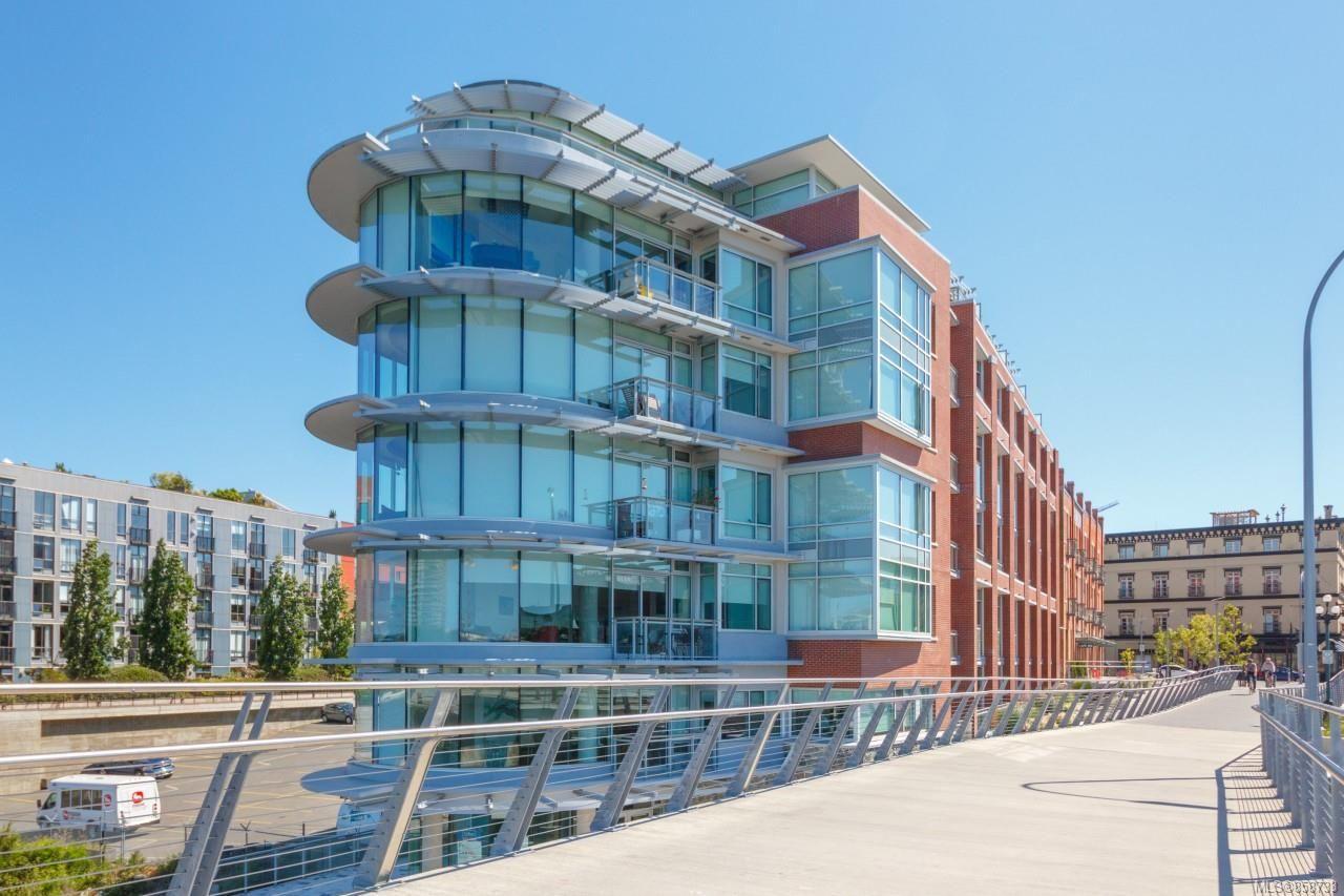 Main Photo: 412A 456 Pandora Ave in : Vi Downtown Condo for sale (Victoria)  : MLS®# 858733