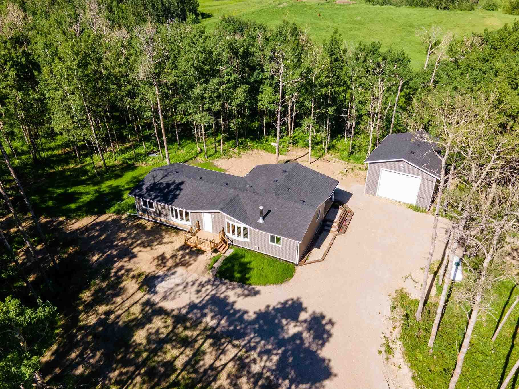 Main Photo: 275035 HWY 616: Rural Wetaskiwin County House for sale : MLS®# E4252163