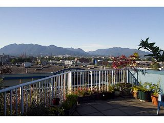Photo 10: # 508 228 E 4TH AV in Vancouver: Mount Pleasant VE Condo for sale (Vancouver East)  : MLS®# V1014523