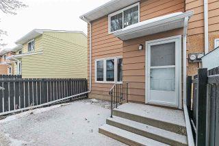 Photo 43: 17357 85 Avenue in Edmonton: Zone 20 Townhouse for sale : MLS®# E4223023