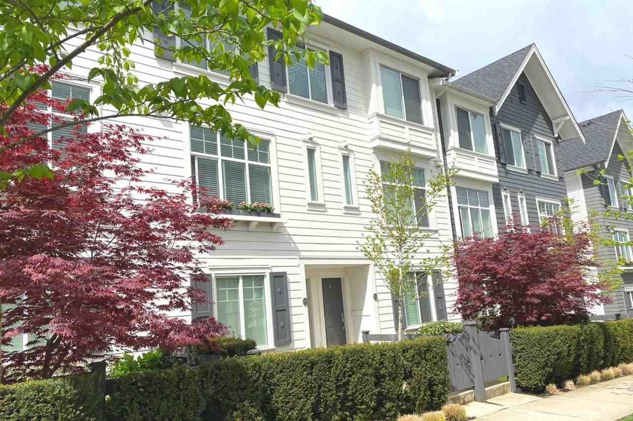 Main Photo: 21 13636 81A Avenue in Surrey: Bear Creek Green Timbers Townhouse for sale : MLS®# R2570326