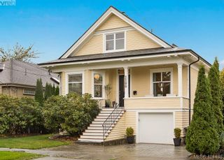 Photo 1: 2280 Florence St in VICTORIA: OB Henderson House for sale (Oak Bay)  : MLS®# 803719