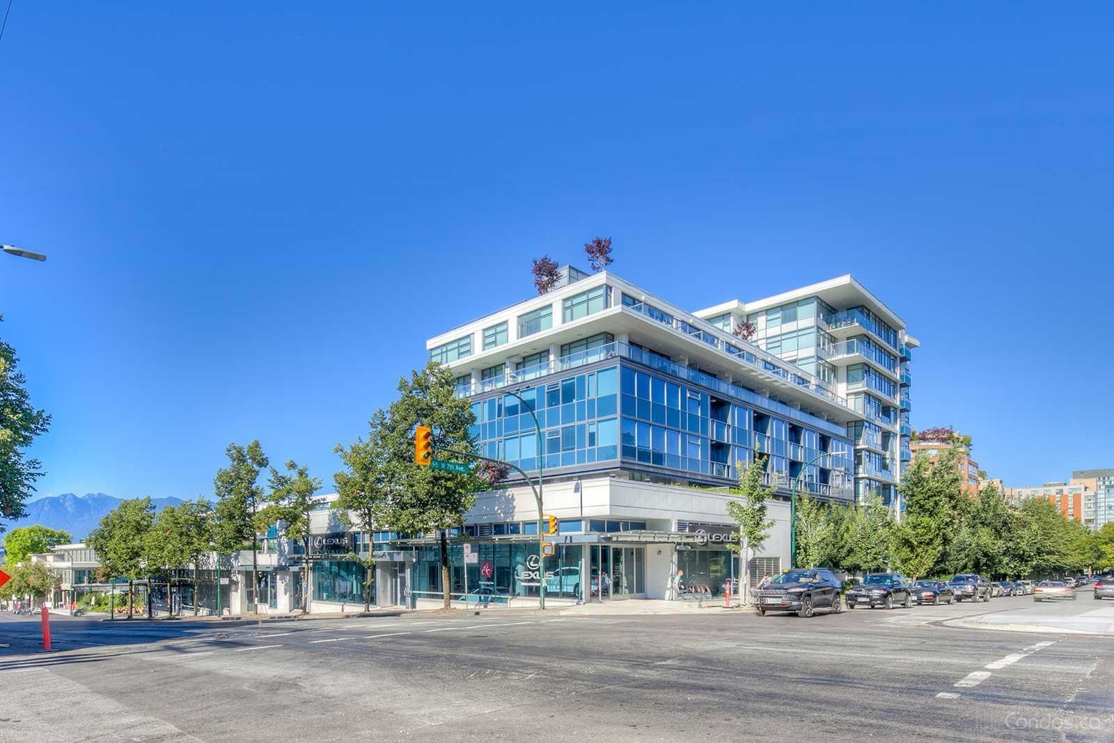 """Main Photo: 814 1777 W 7TH Avenue in Vancouver: Fairview VW Condo for sale in """"KITS 360"""" (Vancouver West)  : MLS®# R2620789"""
