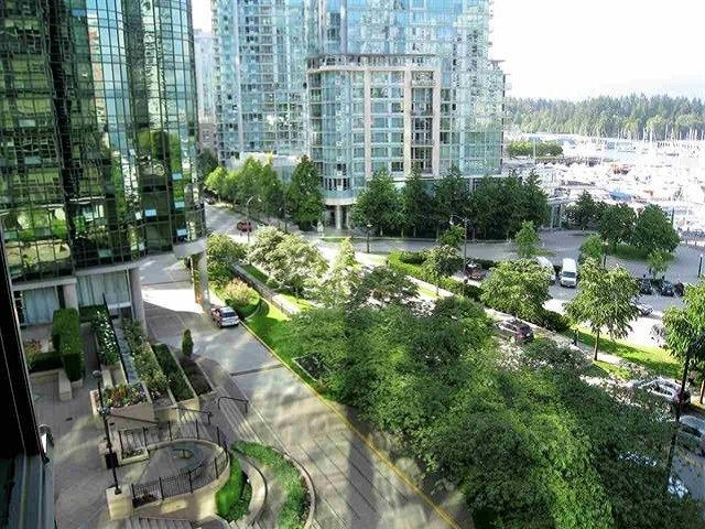 """Main Photo: 603 555 JERVIS Street in Vancouver: Coal Harbour Condo for sale in """"HARBOUR SIDE TOWER"""" (Vancouver West)  : MLS®# R2536707"""
