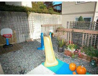 "Photo 8: 1215 LANSDOWN Drive in Coquitlam: Upper Eagle Ridge Townhouse for sale in ""SUN RIDGE ESTATE"" : MLS®# V617411"