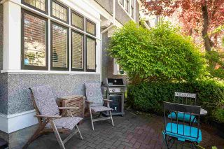 Photo 3: 2636 HEMLOCK Street in Vancouver: Fairview VW Townhouse for sale (Vancouver West)  : MLS®# R2590262