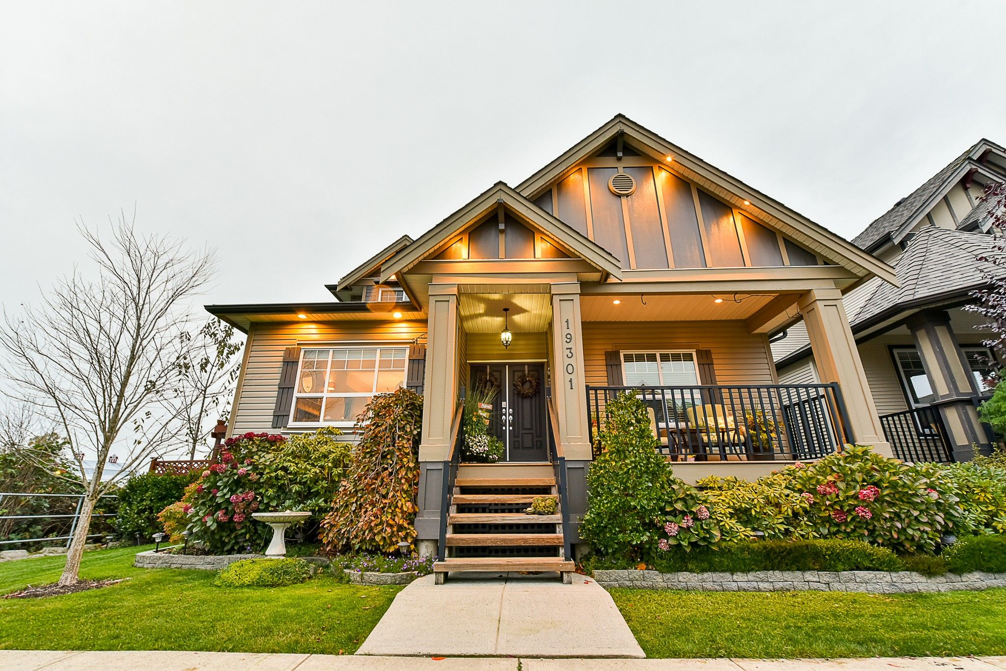 "Main Photo: 19301 73B Avenue in Surrey: Clayton House for sale in ""Wyndham Lane"" (Cloverdale)  : MLS®# R2219634"