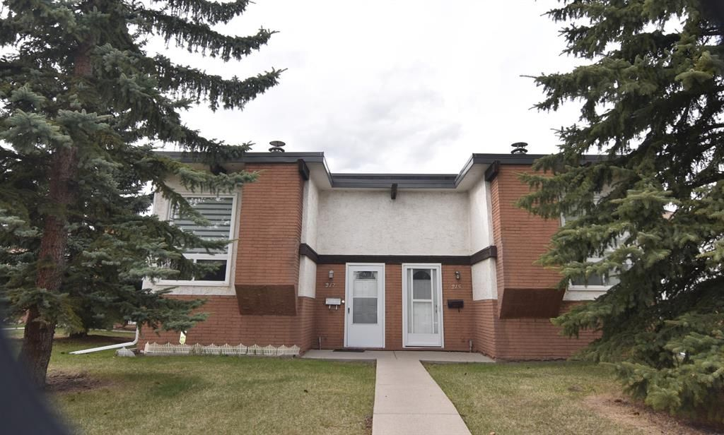 Main Photo: 217 Pinemont Road NE in Calgary: Pineridge Row/Townhouse for sale : MLS®# A1103067