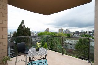 """Photo 19: 701 1736 W 10TH Avenue in Vancouver: Fairview VW Condo for sale in """"MONTE CARLO"""" (Vancouver West)  : MLS®# R2268278"""