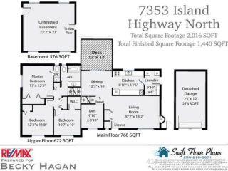 Photo 34: 7353 N Island Hwy in MERVILLE: CV Merville Black Creek House for sale (Comox Valley)  : MLS®# 743229