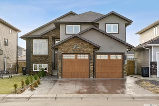 Photo 1: 614 Boykowich Crescent in Saskatoon: Evergreen Residential for sale : MLS®# SK833387