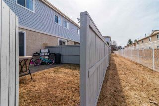 Photo 37: 21 2030 BRENTWOOD Boulevard: Sherwood Park Townhouse for sale : MLS®# E4237328