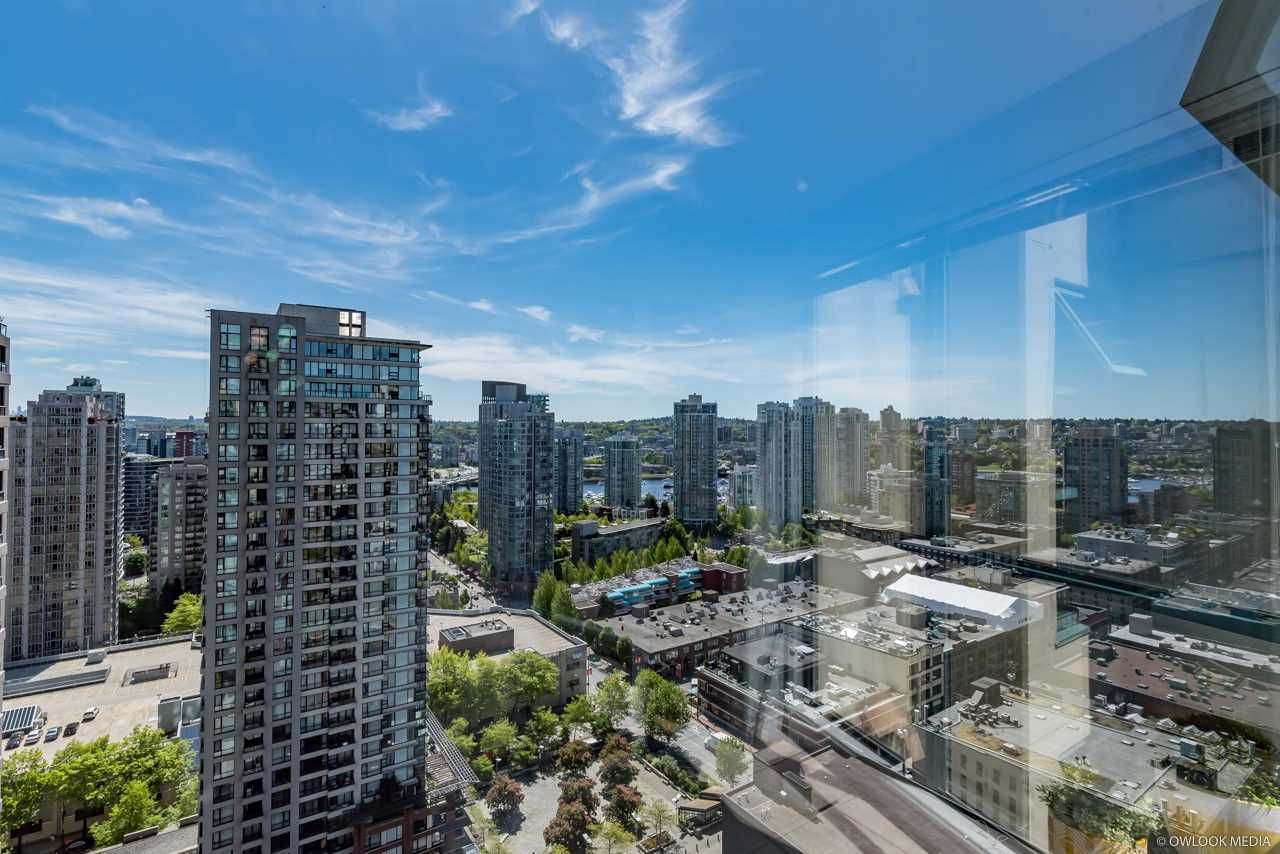 Main Photo: 2706 939 HOMER Street in Vancouver: Yaletown Condo for sale (Vancouver West)  : MLS®# R2294068