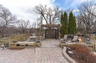 Photo 40: 6405 Southboine Drive in Winnipeg: Charleswood Residential for sale (1F)  : MLS®# 202109133