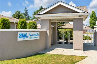 """Photo 2: 171 15501 89A Avenue in Surrey: Fleetwood Tynehead Townhouse for sale in """"AVONDALE"""" : MLS®# R2597130"""