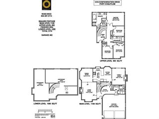 """Photo 3: 1218 CONFEDERATION Drive in Port Coquitlam: Citadel PQ House for sale in """"CITADEL HEIGHTS"""" : MLS®# V1127729"""