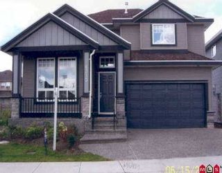Photo 1: 6313 167B Street in Cloverdale: Home for sale : MLS®#  F2513434